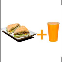 Combo Gourmet Vegetariano e Clássico 500ml
