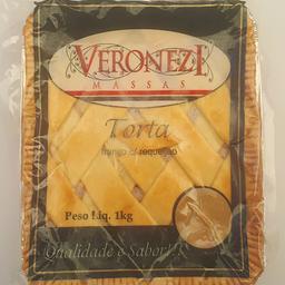 Torta de Frango com Requeijão - 1kg