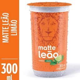 Chá Matte Leão Sabor Limão - 300ml