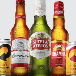 Cervejas 350ml