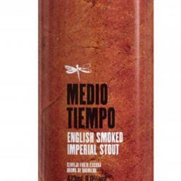 Dádiva Médio Tiempo English Smoked Imperial Stout 473ml