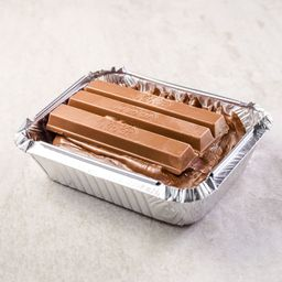 Nutella com Kit Kat