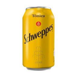 Agua Tonica Schweppes 350ml