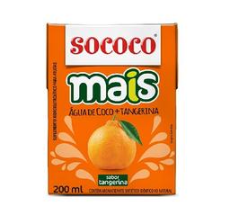 Gelo De Água De Coco - Tangerina