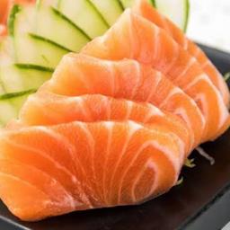 Sashimi de Salmão Shake - 10 Lâminas