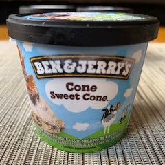 Cone sweet cone 120ml