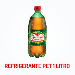 Refrigerante pet - 1 litro