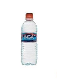 Água mineral com gás ingá 500ml