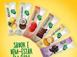 Picolé zero açúcar