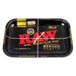 Super Bandeja Raw Black Autentic