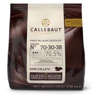 Chocolate Amargo 70% - 400g