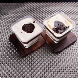Bolo de Pote  Ninho com Nutella
