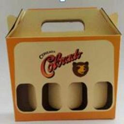 Embalagem Kit - 4 Garrafas