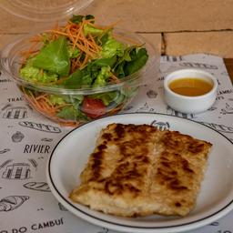 Salada peixe