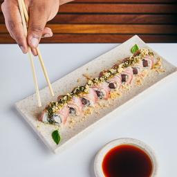 Tuna Pesto Roll