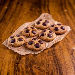 Cookies Center Pão - Porção 5 Unidades