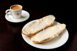 Semi Italiana com Manteiga na Chapa