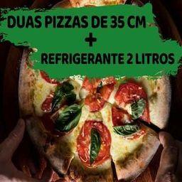 Promoção 2 Pizzas Grandes