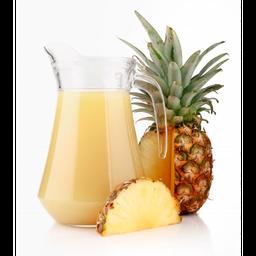 Suco Natural De Abacaxi - 1 Litro