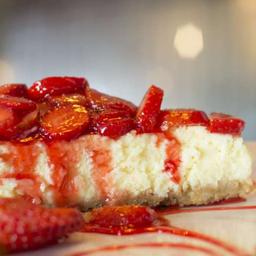 Cheesecake Classique à Malu Rodrigues