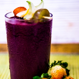 Vitamina de Açaí  500ml