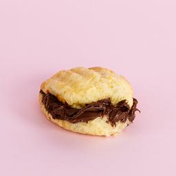 Pão de Queijo com Nutella