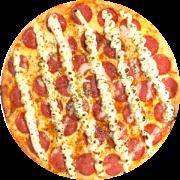 Pizza de Pepperoni Top
