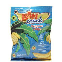 Banana Chips Salgado