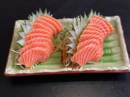 Sashimi salmão (16 unid )