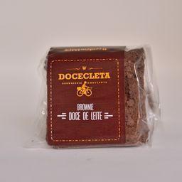 Brownie Embalado de Doce de Leite - 60g