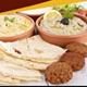 Prato Arabe para 2 Pessoas