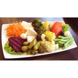 Salada Mista com Palmito