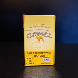 Camel yellow box