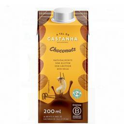 Alimento de Castanha de Caju + Chocolate - 200ml