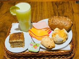 Café da Manhã Casal