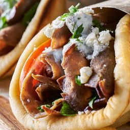 Kebab Shawarma de Frango
