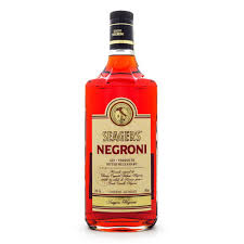 Seagers Negroni Gin - 1L