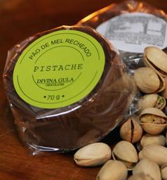 Pão De Mel Pistache