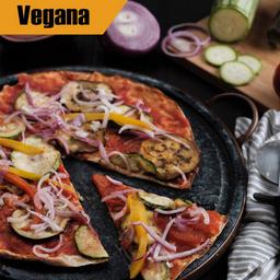 2x1 Pizza Vegana - 30cm