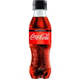 Coca-Cola sem Açúcar 200ml