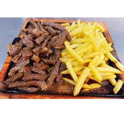 Picanha com fritas