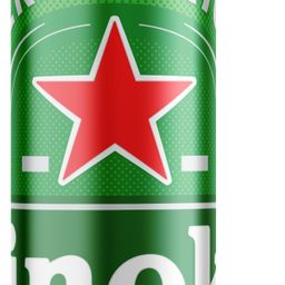 6 Latas Heineken 350ml