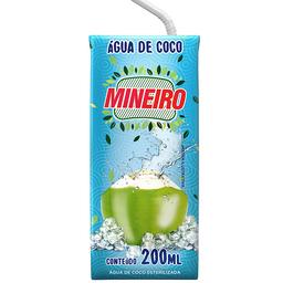 Água de Coco Mineiro 200ml
