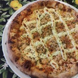 Pizza de Frango e Catupiry - Média