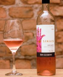 Vinho Rosé Sinais Don Guerino