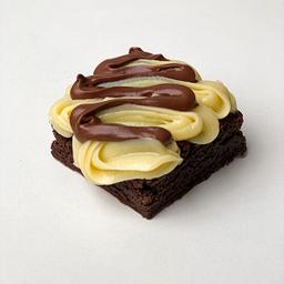 Brownie Ninho com Nutella