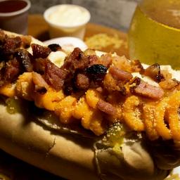 Hot Dog de Bacon - 15cm