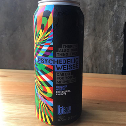 Bold Psychedelic Weisse