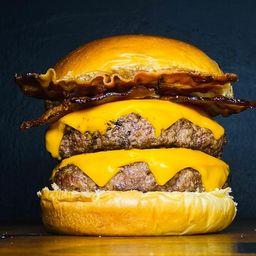 Burger Duplo