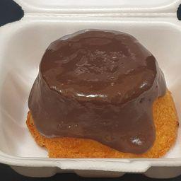 Mini Vulcão de Chocolate